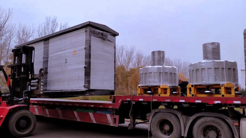 平高集团飞轮储能项目