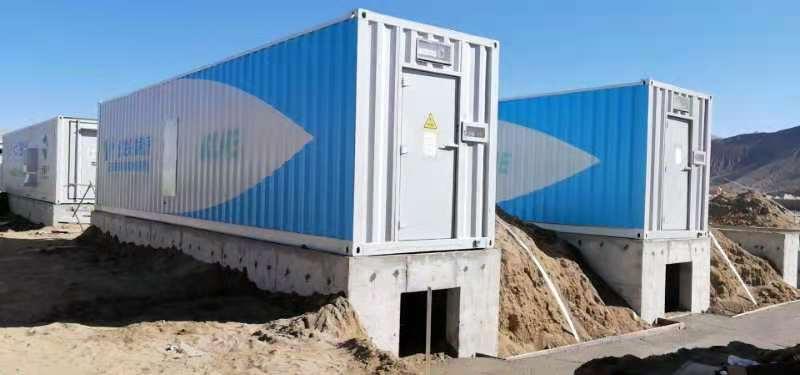 昆兰助力日喀则50MW光伏储能项目